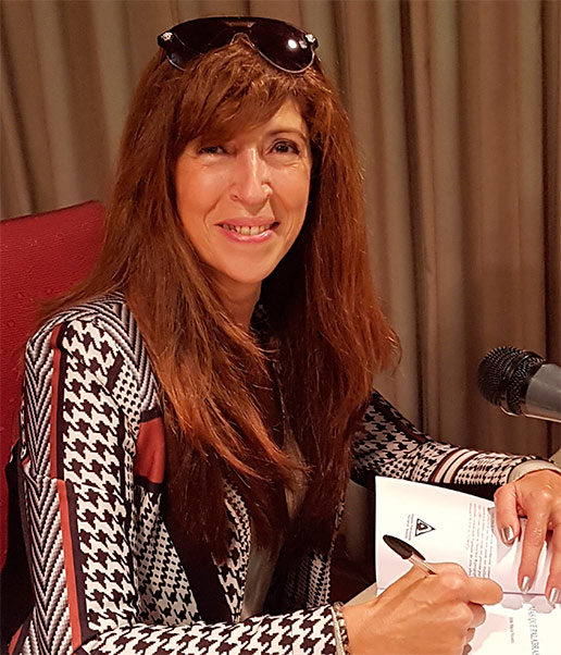 Irene Abecilla Revista Imán