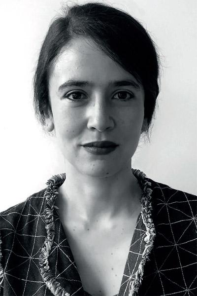 María Paz Guerrero Revista Imán