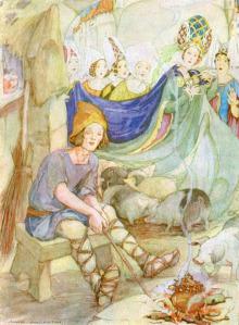 De los cuentos de tradición oral a la literatura escrita