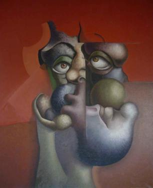 Pinturas de Carlos Blanco Artero