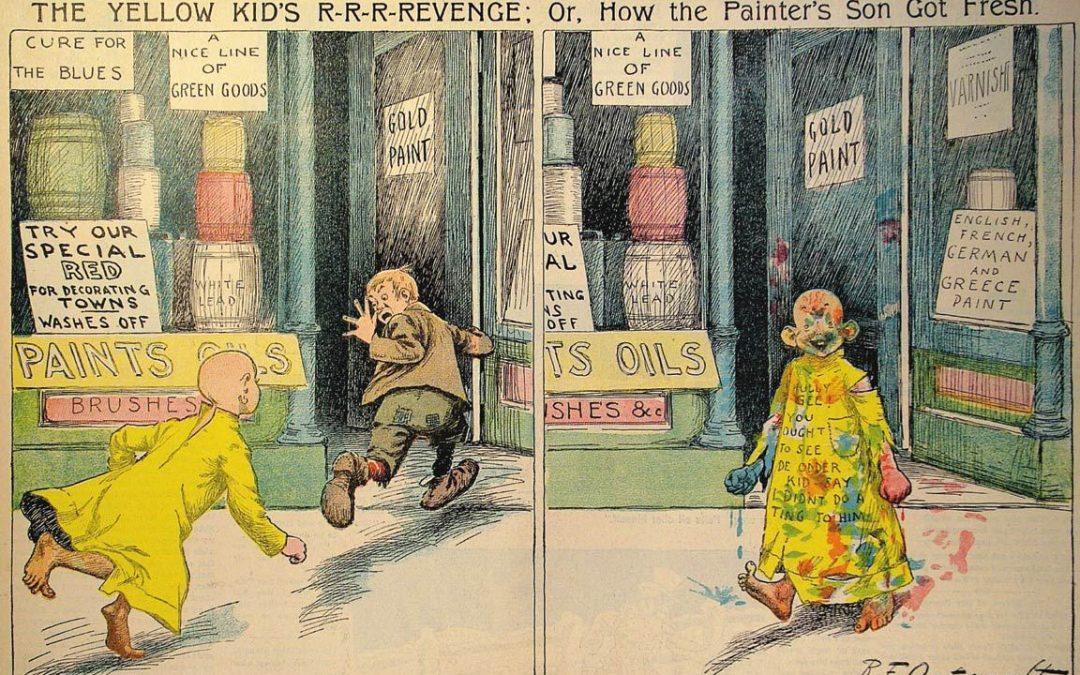 """Cómics: El largo camino hacia la """"respetabilidad"""""""