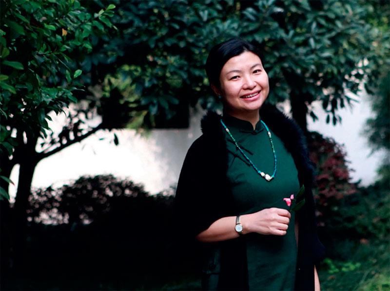Liu Chang en Dossier 7 Revista Imán 23