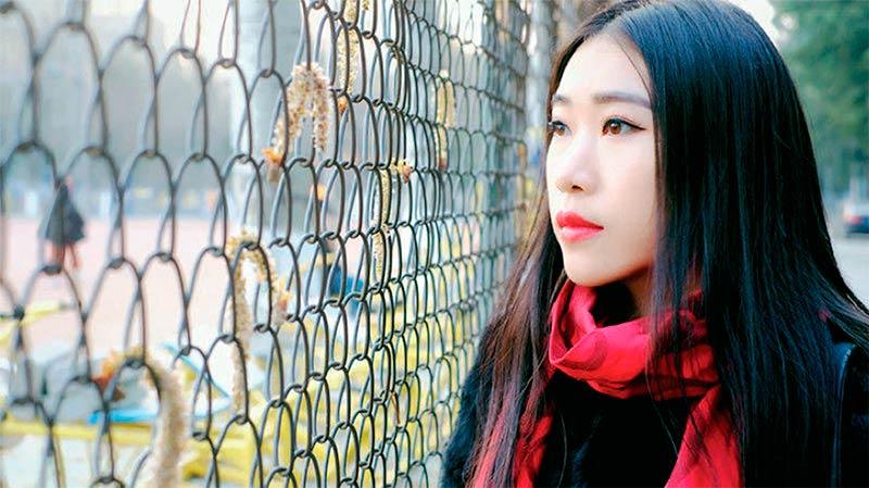 Yang Biwei en Dossier 7 Revista Imán 23
