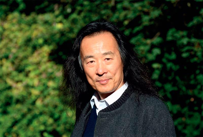 Yang Lian en Dossier 7 Revista Imán 23