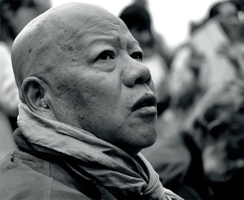 Yu Jian para Dossier 7 Revista Imán China S.XXI