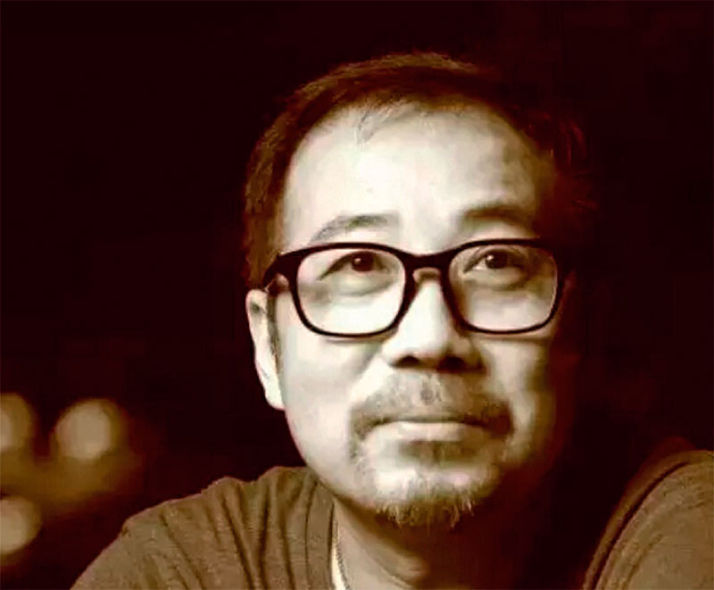 Zhang Zhihao para Dossier 7 Revista Imán China S.XXI