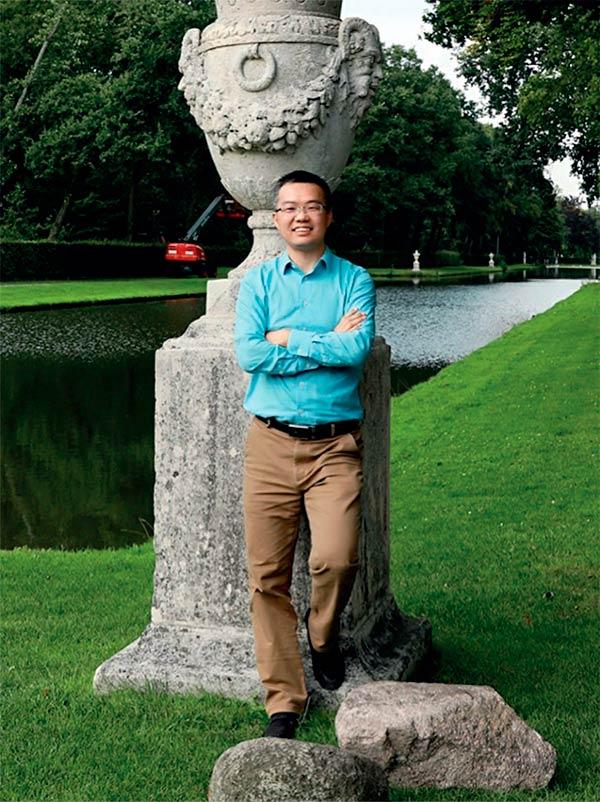 Zhao Muzhen para Dossier 7 Revista Imán China S.XXI
