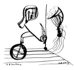 albaida ilustración antonio fernandez Revista Imán Número 20