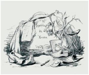 Álbum Espedición(sic) de Veruela(1863-64)